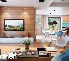 Dom w kalateach 7 (G2) - Salon, styl nowoczesny - zdjęcie od ARCHONhome