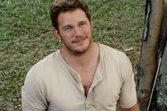 Chris Pratt has always been a beautiful tropical fish, and this year was no exception. | 26 Times Chris Pratt Was The Most Magical Creature This Year