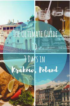 Ultimate Guide to 3 Days in Krakow! | JourneysofJess