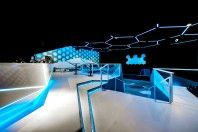 Grand Night Club in Budapest - Design: Group Dyer (www.groupdyer.com) Night Club, Budapest, Group, Architecture, Design, Arquitetura, Architecture Illustrations, Architecture Design
