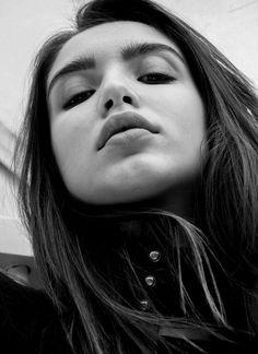 Sasha Lenis London. Portrait shot by me.