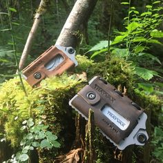 Trayvax wallets are perfect for our Pacific Northwest element. What about your element?