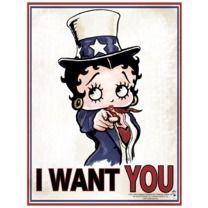 #bettyboop #popfunk #iwantyou  http://www.popfunk.com/mens-tees/betty-boop/boop-auntie-boop.html