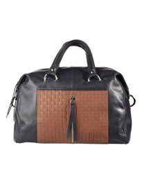 Grosse Ledertasche mit Henkeln und Reissverschluss. #madeleinefashion Trends, Bags, Summer, Fashion, Leather Bag, Ladies Accessories, Fall, Handbags, Moda