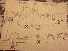 Pirates Treasure Map Clues   How to throw a Pirate Party!   Savvy Sassy Moms