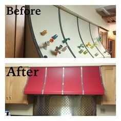 Update your kitchen and paint your stove hood vent!