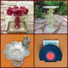 Tips for Crafting with Goodwill Items | Morena's Corner