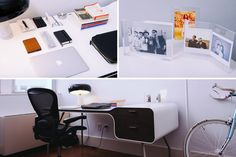 Gentlemen's Quarters: Chromeo's Dave 1 Shows Us His NYC Apartment