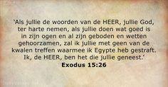 Exodus 15:26 - dailyverses.net