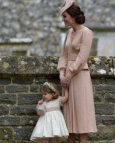 The Duchess and the princess