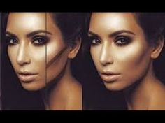 EXPOSED! KIM KARDASHIAN AND THE MAGIC LINE! - YouTube