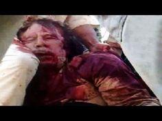 Kaddafi'nin Öldürüleceğini Aylar Önceden Bildi - YouTube