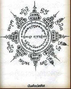 SAK YANT tibetan