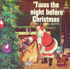 the caroleers twas the night before christmas by orb1234 via flickr best christmas books