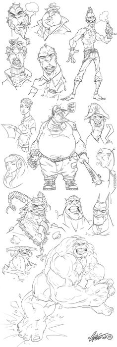 Cartoon Drawing Tips - Drawing On Demand Character Sketches, Character Design References, Character Drawing, Character Illustration, Character Concept, 3d Character, Concept Art, Cartoon Drawings, Cartoon Art