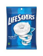 Lifesavers Pep-O-Mint | Candy Funhouse