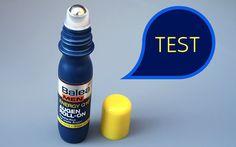 my test: Balea MEN Q10 Energy eye roll-on