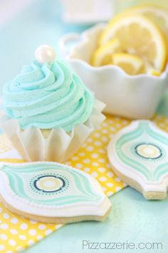 The best vanilla cupcake recipe! From  Pizzazzerie.com