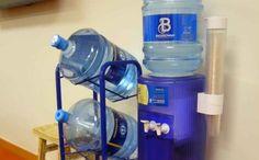 Wasserspender für Firmen auf Rekordtief