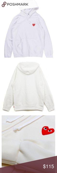 Play Commes de Garçons Sweatshirt Mint condition. Comme des Garcons Shirts Sweatshirts & Hoodies