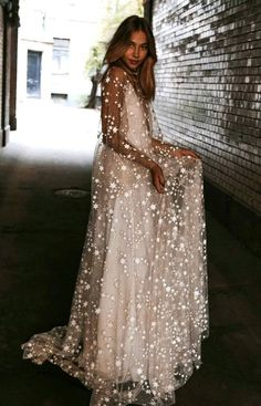 Counting Stars Boho Wedding Dress by Boom Blush.- Counting Stars Boho Wedding Dress by Boom Blush. Unique Vintage Bohemian Backless Gown 2019 with Sleeves, Unique Lace and A Line Skirt NEW and Exclusive Counting Stars Wedding Dress. Grace Loves Lace, Star Wedding, Dream Wedding, Wedding Ideas, Lace Wedding, French Wedding Dress, Sparkle Wedding, Gothic Wedding, Modest Wedding