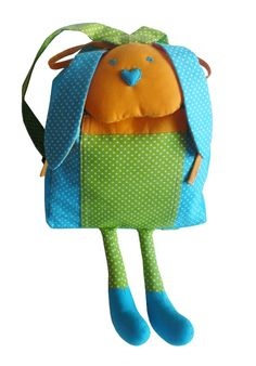 Ruksačik na veľkonočné vajíčka Backpacks, Handmade, Bags, Fashion, Scrappy Quilts, Handbags, Moda, Dime Bags, Backpack