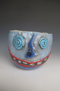 365 Days of Pinch Pots Clay Pinch Pots, Ceramic Pinch Pots, Ceramic Clay, Ceramic Bowls, Clay Art Projects, Ceramics Projects, Pottery Vase, Ceramic Pottery, Slab Pottery