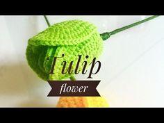 How to Champaka Flower ถักดอกจำปี - YouTube