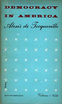 Democracy In America Alexis de Tocqueville