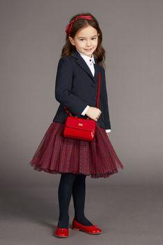 Loja Dolce & Gabbana na Childrensalon - Moda Infantil Cute Kids Fashion, Little Girl Fashion, Toddler Fashion, Look Fashion, Dolce And Gabbana Kids, Dolce & Gabbana, Kids Outfits Girls, Girl Outfits, Chic Outfits
