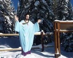 Judge says Montana's Big Mountain Jesus can stay
