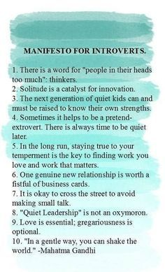 this is me except for number four. I want to be alone now and not have to wait to be by myself