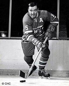 With Maurice Richard headlining a who's who of hockey, the Montreal Canadiens had an outstanding power play for years. Montreal Canadiens, Mtl Canadiens, Hockey Shot, Hockey Teams, Ice Hockey, Hockey Players, Team Player, Sport Icon, Sports Figures