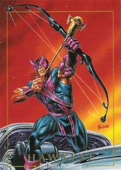 Marvel Masterpieces Series 1 1992 [Marvel- Skybox] Card Set, Issue #0034a.