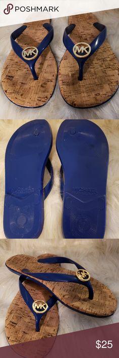 c0d08d8a0a7ff Michael Kors Sandals Jelly Thong Flip Flops Michael Kors Jet Set MK Sandals  Jelly Thong Flip