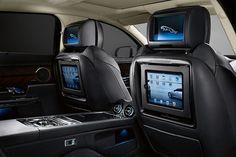 Jaguar XJ Ultimate (iPad)