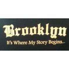 ❤ Brooklyn  My mom grew up there and met my father. My siblings and I were fortunate to visit numerous times through out the year.  Flights where $25. round trip with American Airlines and JFK Airport was a priviledge.