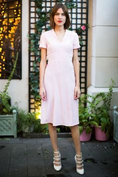 Alexa Chung Style And Fashion In Pictures - Tips & Advice | British Vogue