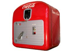 Coca-Cola Soda Machine