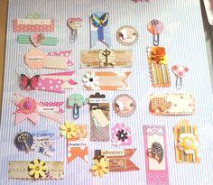 My handmade embellishments #7