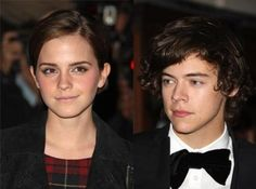 Harry Styles: Flirting With Emma Watson!?!