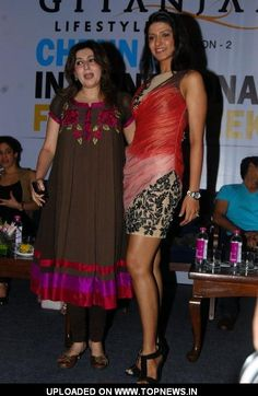 Archana Kochhar at Chennai International Fashion Week