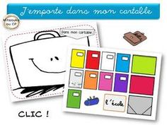 Tout pour septembre First Day Of School, Back To School, Trouble, School Life, Classroom Decor, Projects To Try, Teacher, Organization, Cycle 2