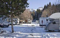Winter RV Living - Outdoor Ideas!