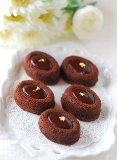 ガナッシュ・ショコラケーキ : Sweets Note