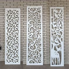 Carved partition through flower MDF hollow carved plate lattice TV background wall wood carving porch screen ceiling Living Room Partition Design, Pooja Room Door Design, Room Partition Designs, Wall Partition, Jaali Design, Cnc Cutting Design, Flur Design, Foto Transfer, Wood Carving Designs