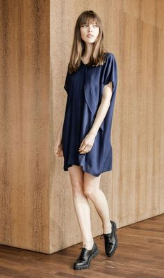 2 Layer Dress Hold. Normcore, Dresses, Style, Fashion, Gowns, Vestidos, Swag, Moda, Fashion Styles