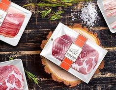 """Check out new work on my @Behance portfolio: """"Label design for meat and meat delicacies"""" http://be.net/gallery/53391971/Label-design-for-meat-and-meat-delicacies"""