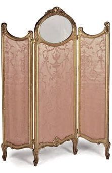 I have wanted a Victorian screen for YEARS! This one is perfection!