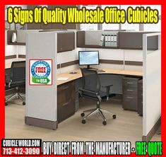 Wholesale Office Furniture ByCubicleworld.com The Leading Houston Manufacturer Of Office Cubicles, Workstations, Chairs, Desks, & Installation.